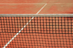Tennis field Royalty Free Stock Photography