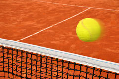 Tennis game Stock Images