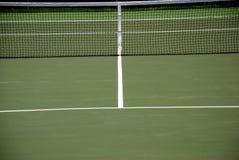 Tennis-Gericht stockfotos