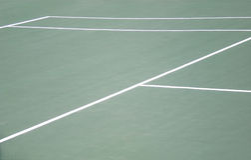 Tennis-Gericht stockbild