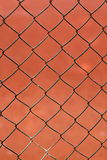 Tennis grid Royalty Free Stock Images