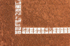 Tennis ground Royalty Free Stock Image