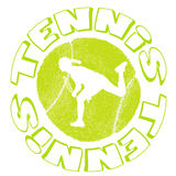 Tennis icon design Royalty Free Stock Photo