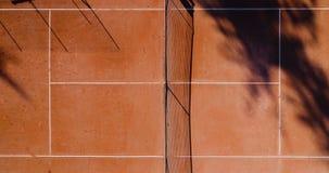 Tennis jonge spelers royalty-vrije stock foto