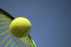 Tennis-Konkurrenz Stock Abbildung