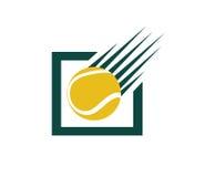 Tennis-Konzept-Design Lizenzfreies Stockfoto