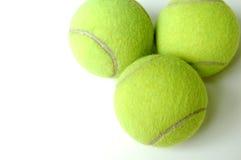 Tennis-Kugeln Stockfoto