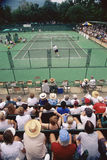 Tennis Match Royalty Free Stock Photo