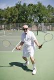 Tennis n'importe qui Photographie stock libre de droits