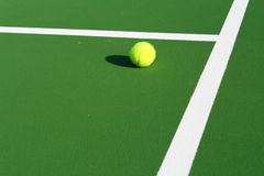 Tennis n'importe qui photographie stock