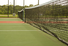 Tennis net Royalty Free Stock Photos