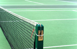 Tennis Net Stock Image