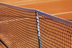 Tennis net Stock Photo