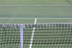 Tennis net Stock Photos