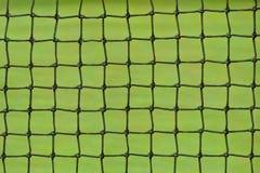 Tennis net Stock Image