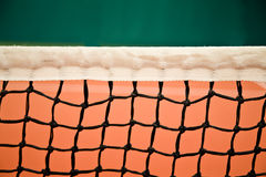 Tennis net Stock Photos
