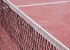 Tennis net Royalty Free Stock Photography