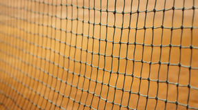 Tennis net background Royalty Free Stock Photo