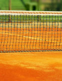 Tennis net background Royalty Free Stock Image