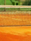 Tennis net background Royalty Free Stock Image