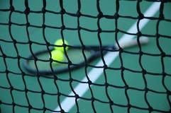 Tennis Net Closeup Stock Photos