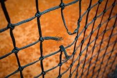 Tennis net Royalty Free Stock Image