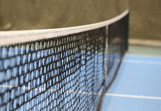 Tennis Net. View of tennis net stock photography