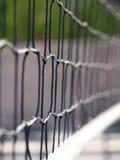 Tennis-Netz Lizenzfreies Stockbild