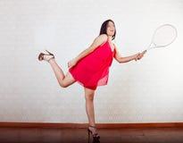 Tennis o modo immagine stock