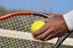 Tennis open Royalty Free Stock Photography