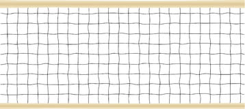 Tennis Or Volleyball Net Vector Illustration Stock Photo