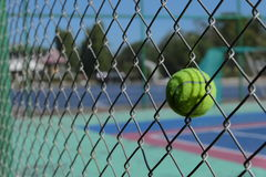 Tennis pendant ma vie Photos stock