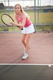 Tennis player Royalty Free Stock Photos