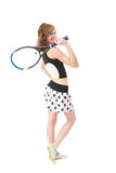 Tennis player Stock Photo