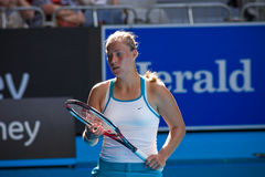 Tennis player Angelique Kerber Royalty Free Stock Photo