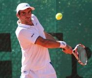 Tennis player BENJAMIN BALLERET Royalty Free Stock Image
