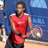 Tennis player DUSTIN BROWN Stock Photo