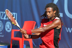 Tennis player DUSTIN BROWN Stock Photography