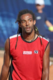 Tennis player DUSTIN BROWN Stock Photos