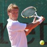 Tennis player FLORENT SERRA Royalty Free Stock Photo