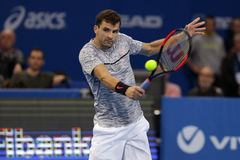 Tennis player Grigor Dimitrov Stock Photo