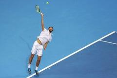 Tennis player Jerzy Janowicz Stock Photography