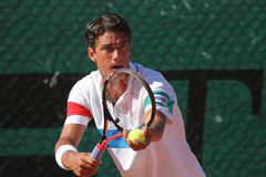 Tennis player Jesse Huta Galung Royalty Free Stock Photo