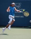 Tennis Player Rafael Nadal Royalty Free Stock Images