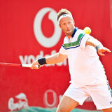 Tennis player Robert Lindstedt (SWE) Royalty Free Stock Images