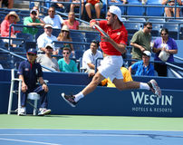 Tennis player Roberto Bautista Agut , US Open 2013 Royalty Free Stock Photography