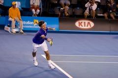 Tennis player Roger Federer Royalty Free Stock Photos