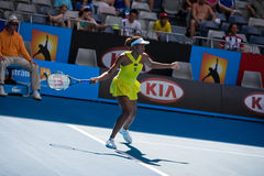 Tennis player Venus Williams Royalty Free Stock Photos