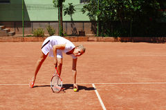 Tennis Player Stock Images