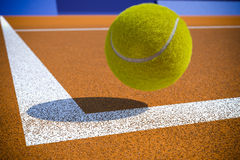 Tennis point Stock Photos